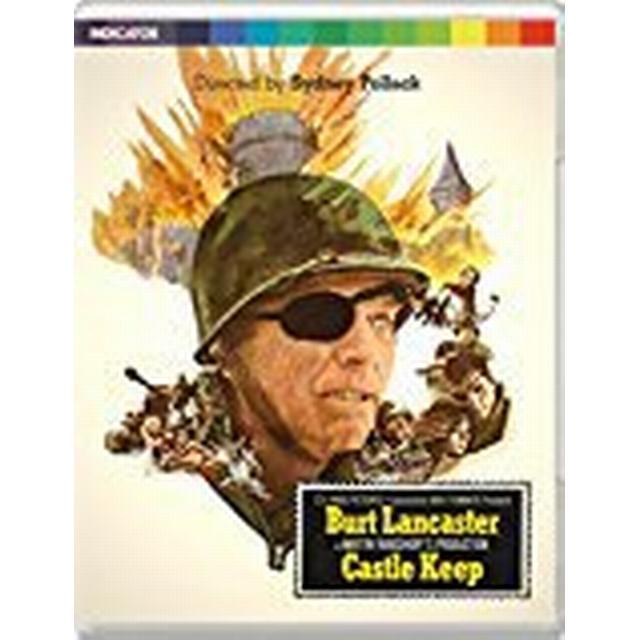 Castle Keep (Dual Format Limited Edition) [Blu-ray] [Region Free]